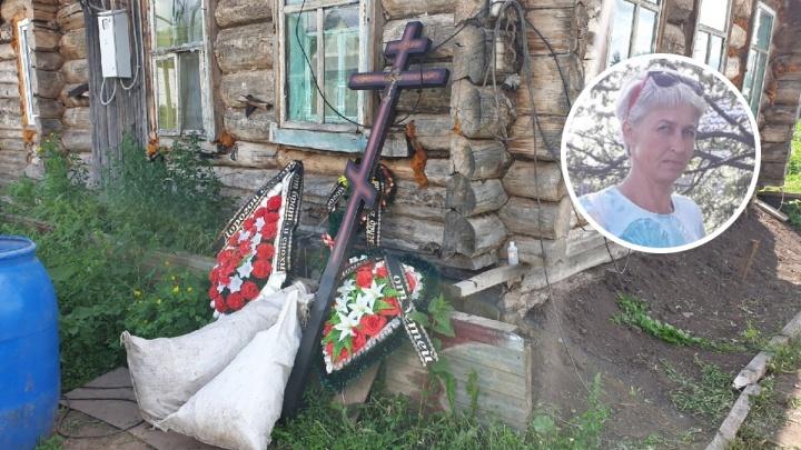 Близкие убитой многодетной матери из Башкирии: «Оксана звала нас из-под земли»