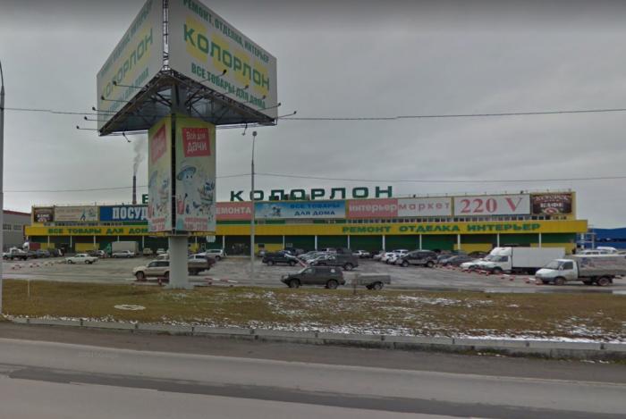 15 мужчин устроили стычку с перестрелкой на парковке ТЦ «Колорлон» в Бердске
