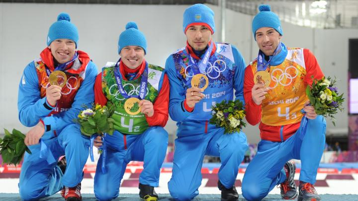Антона Шипулина лишат единственного олимпийского золота