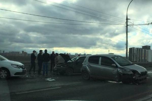 Одной из пострадавших оказалась пассажирка такси