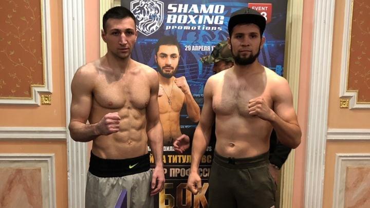 Боксёр из Новосибирска подтвердил титул чемпиона России — он быстро отправил соперника в нокаут