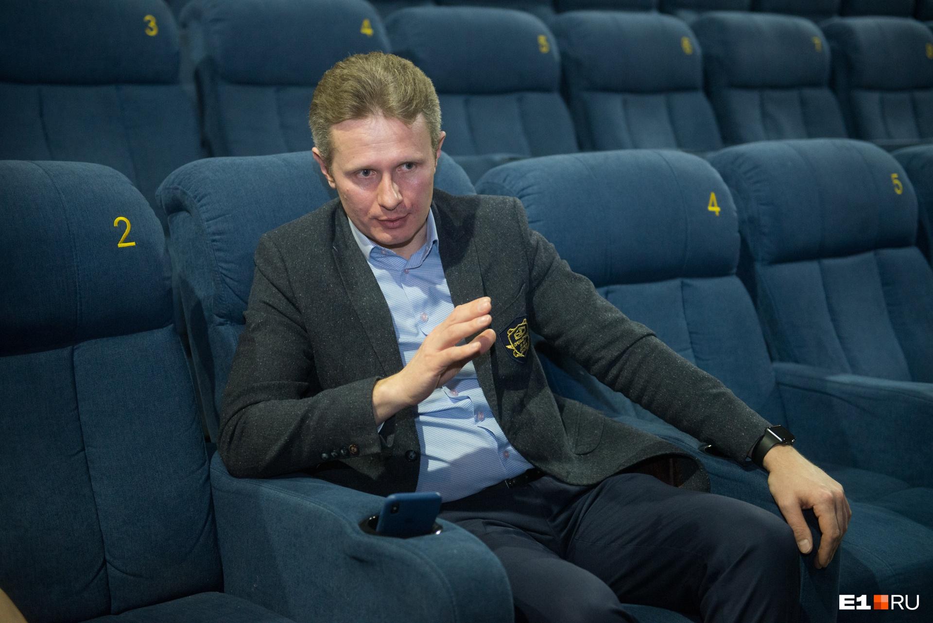 Владимир Петелин рассказал, что они три года вели переговоры с «Фан-Фаном»