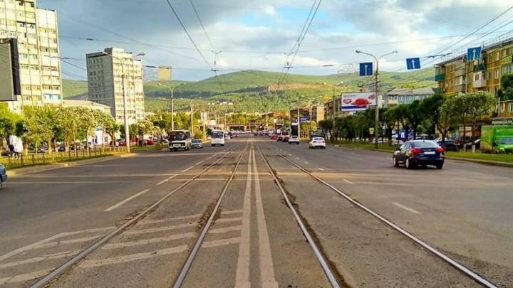 Общественник обратил внимание на неверную информацию о трамваях в сервисах для отслеживания