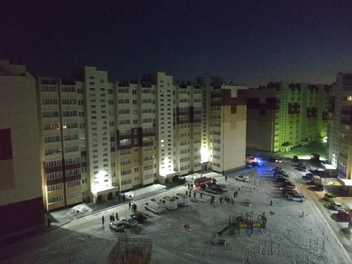 В Амуре в новостройке взрывом вынесло стены на десятом этаже
