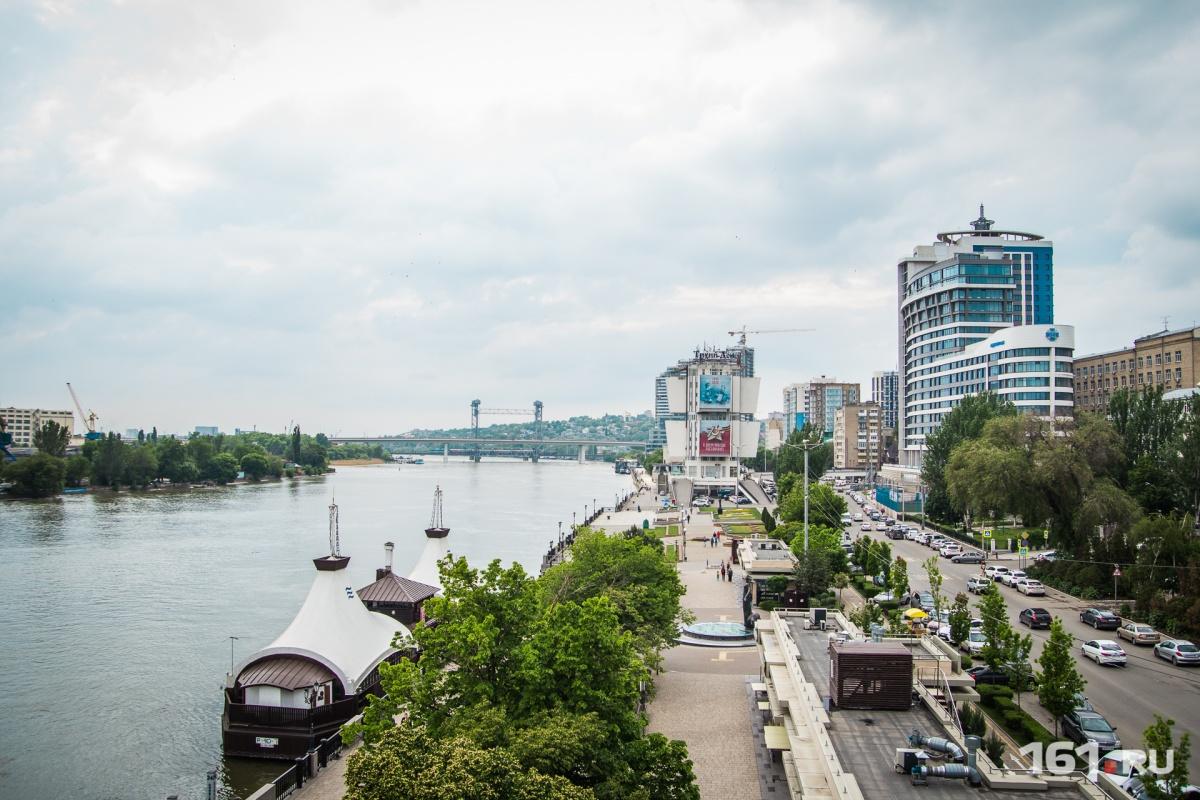 Администрация красочно описала прекрасный Ростов будущего