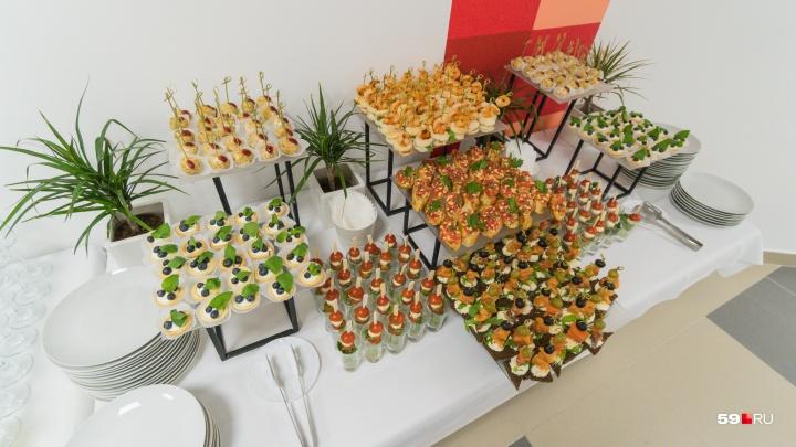 И поесть, и приготовить: пермяков приглашают на гастрономический фестиваль «Гастроли фест»