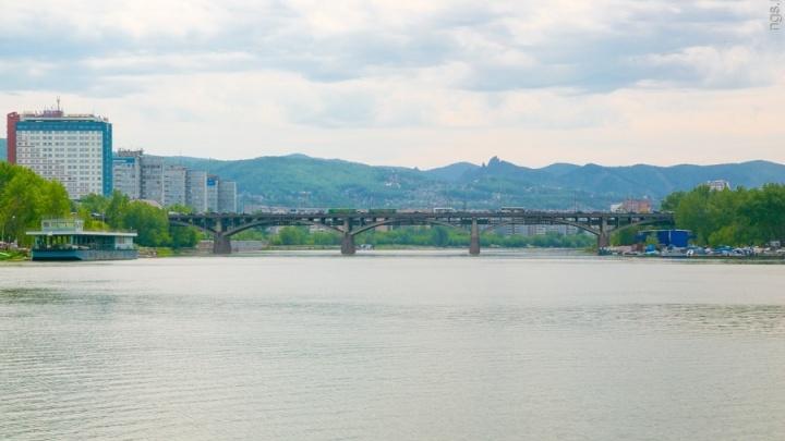 Ремонт размытых опор Коммунального моста решили отложить