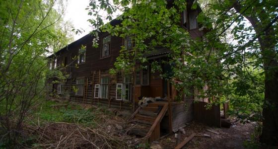 «Это жильё строила себе интеллигенция»: гуляем по столетнему району возле телебашни
