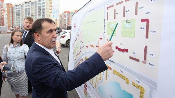 «Используем опыт Екатеринбурга»: в «Академ Riverside» построят две школы и два садика