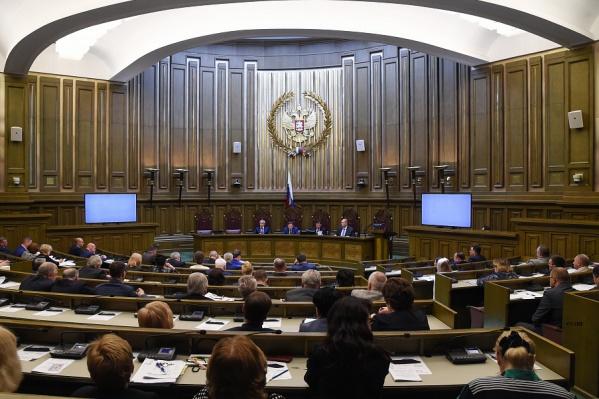 Пермяк вымогал 1,5 миллиона за оправдательный приговор в Верховном суде России
