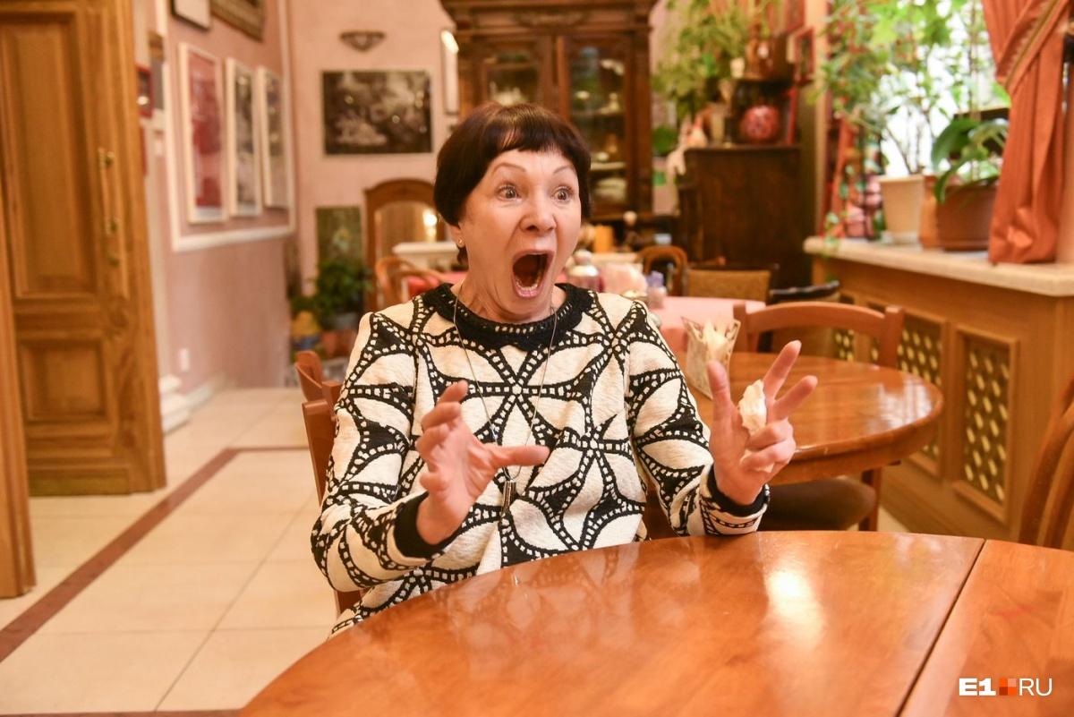 В театре у Коляды нельзя играть вполсилы, рассказывает актриса