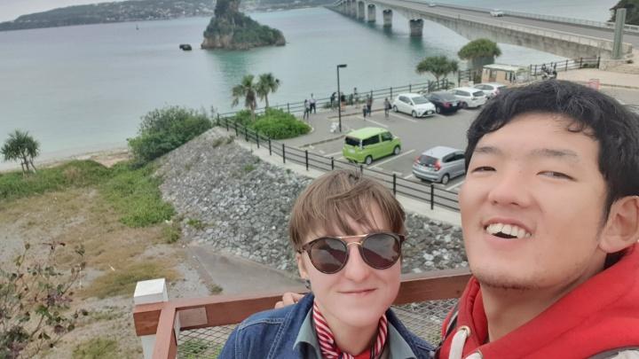 Любить иностранца: как красноярка приехала в Японию на учебу и осталась жить ради жениха