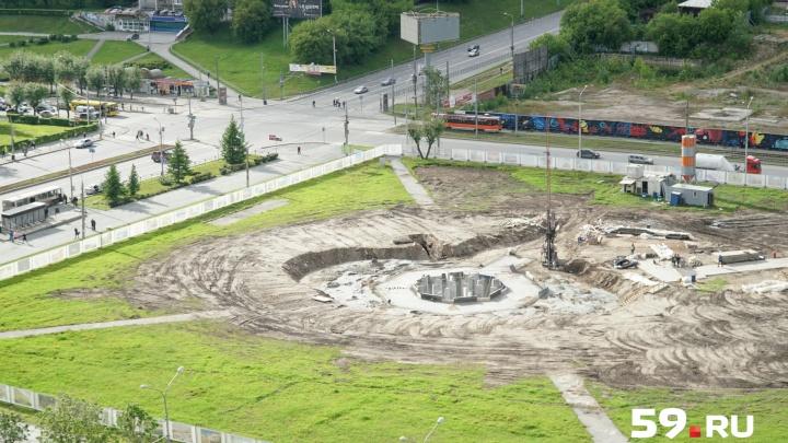 Где доказательства безопасности? Суд отложил иск о запрете строительства фонтана в центре Перми