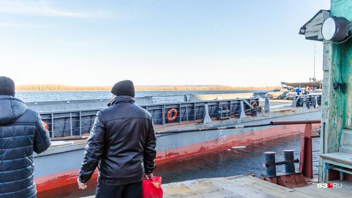 Туман рассеялся: в Самаре возобновили движение речных судов