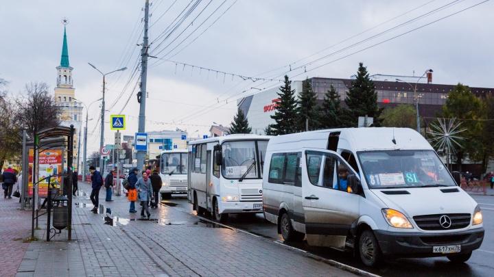 Власти хотят уменьшить количество маршруток в Ярославле
