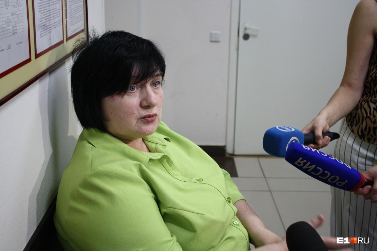 Адвокат пострадавшего мужчины рассказала, что ее подопечный получил третью группу инвалидности