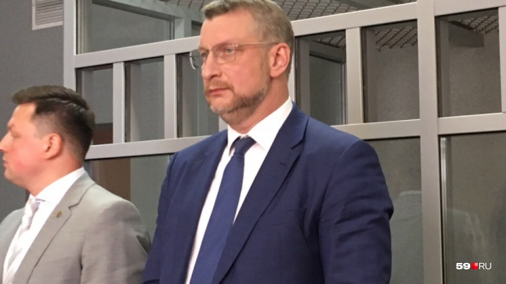 «Я не виновен»: Павел Лях выступил с последним словом в суде