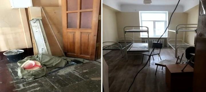 «Студенты тоже люди»: общежитие БашГУ не успели сдать к началу учебного года