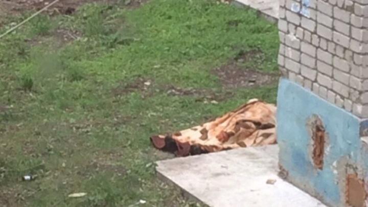 На Олимпийской погиб мужчина, выпав из окна многоэтажки
