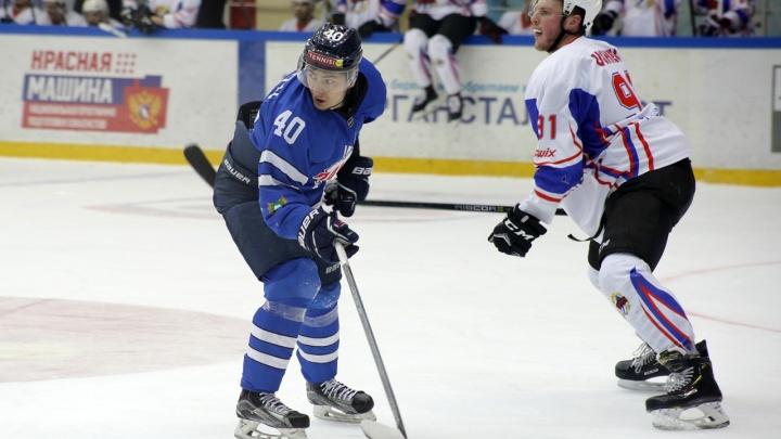 Курганский хоккеист Дмитрий Колготин завоевал золотую медаль Всемирной универсиады в Красноярске