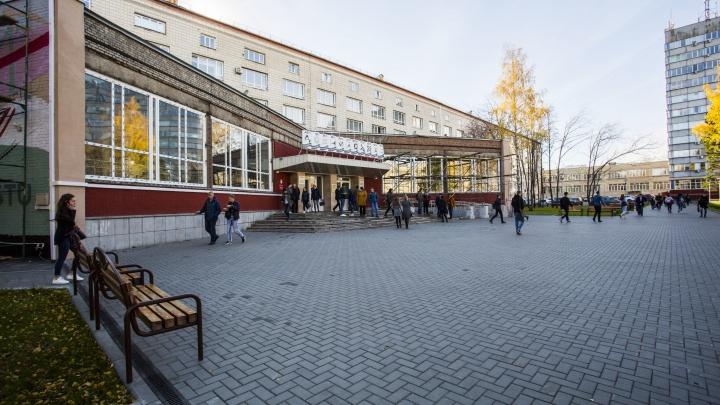 Новосибирский вуз отдал 11 стен под роспись уличным художникам