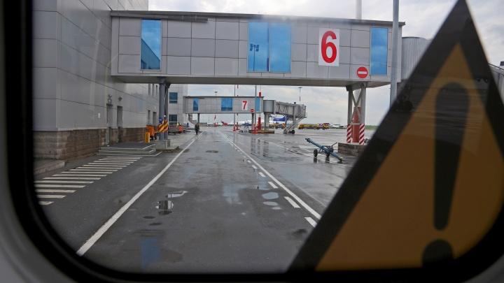 Самолёт из Уфы совершил экстренную посадку в аэропорту Нижнего Новгорода