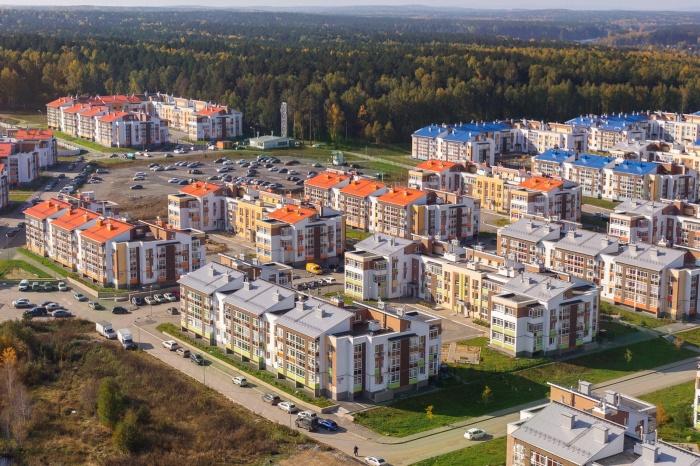 «Мичуринский» за пять лет превратился в микрорайон с неповторимой европейской атмосферой
