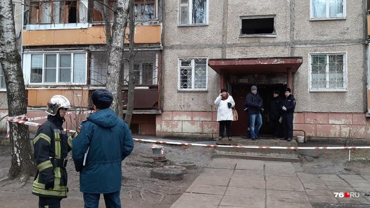 В Ярославле для ремонта дома, где взорвался газ, поднимут проект 1976 года