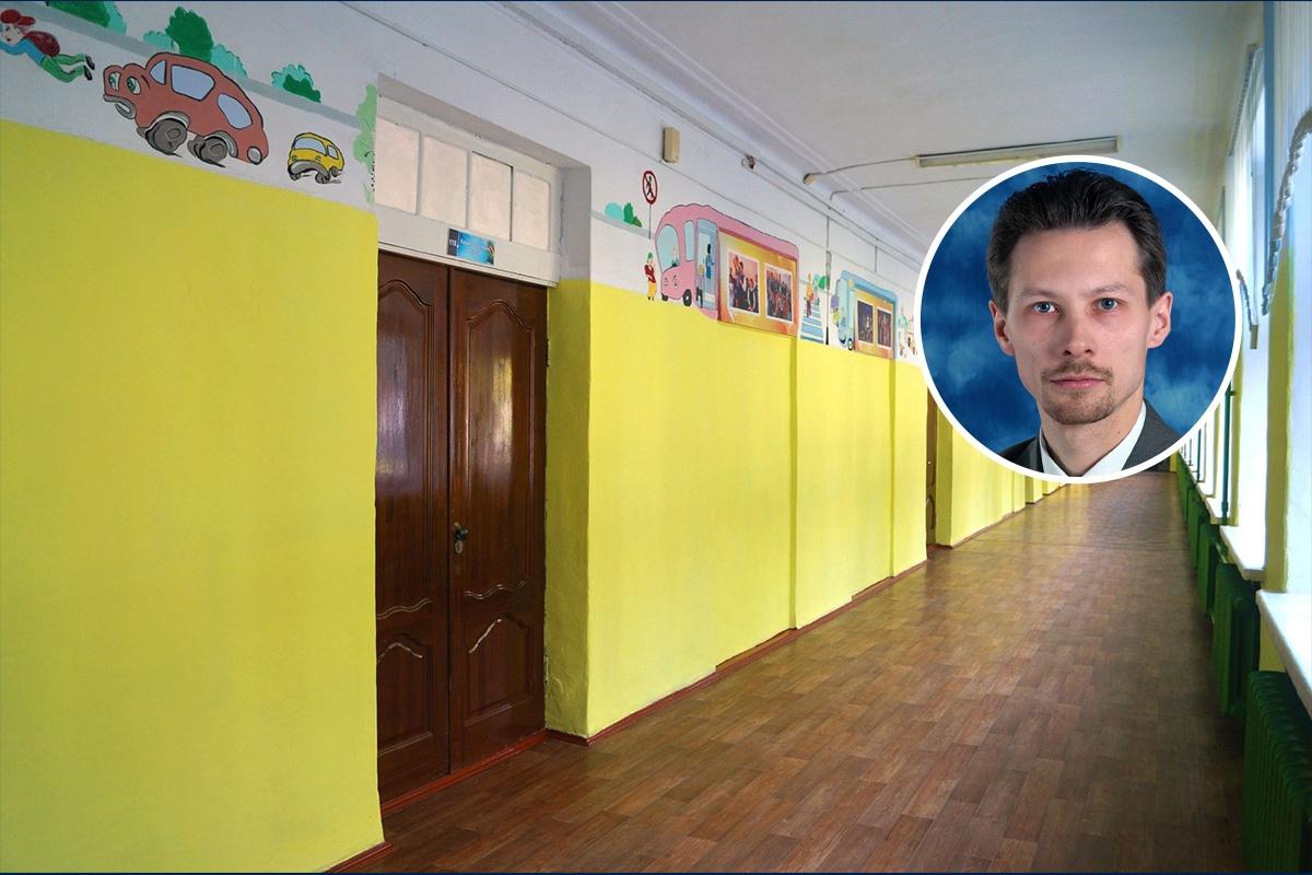 В одном из коридоров школы мальчик и получил злополучную «конфетку»