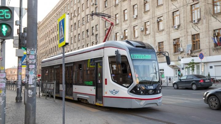 Строительством легкого метро в городе заинтересовался инвестор