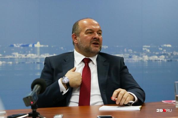 Игорь Орлов не согласен с решением Областного суда, разрешившего проводить референдум