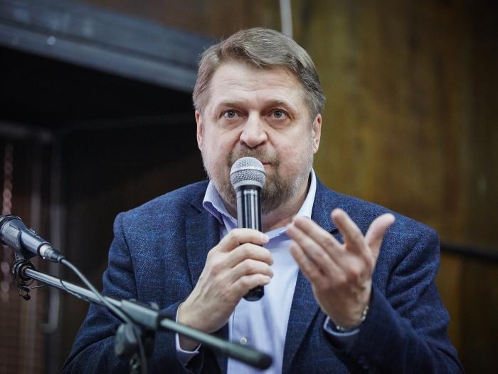 Константин Голодяев недавно вошёл в состав губернаторской комиссиипо увековечению памяти жертв политических репрессий