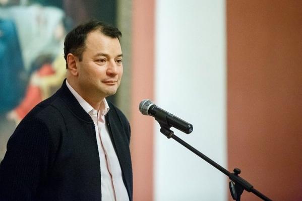 Юрий Итин вышел из-под домашнего ареста
