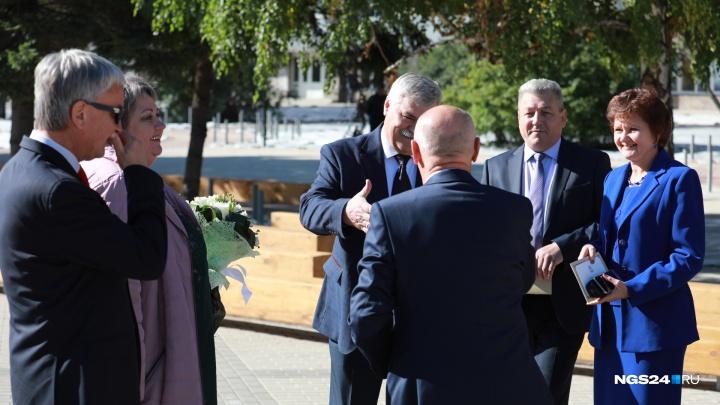 Инаугурация губернатора Усса в БКЗ: смотрим, кто его приехал поздравить