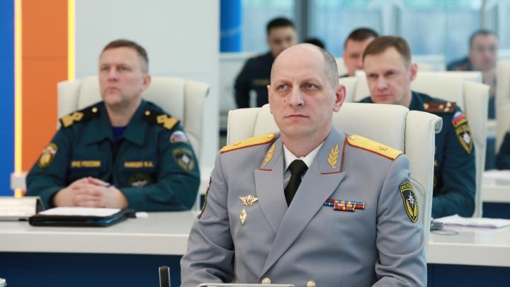 Крест на нём есть: генерала МЧС наградили за спасение пострадавших от взрыва дома в Магнитогорске