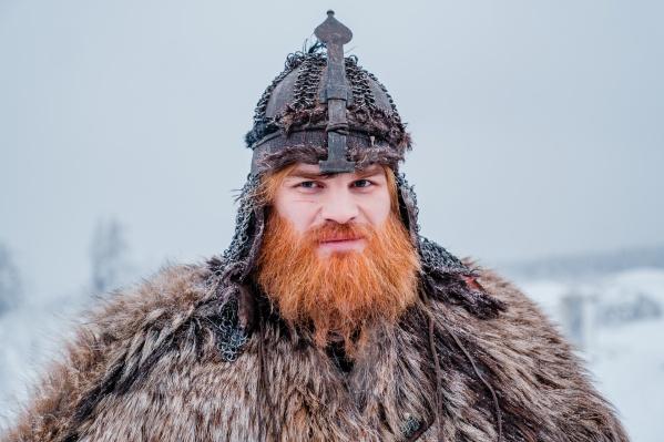 Один из героев «Сердца Пармы» — настоящий богатырь, почти Илья Муромец