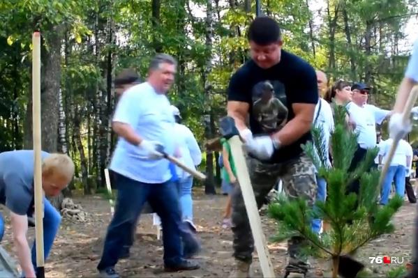 Видеоролик показали на заседании муниципалитета, где принимали отставку Слепцова