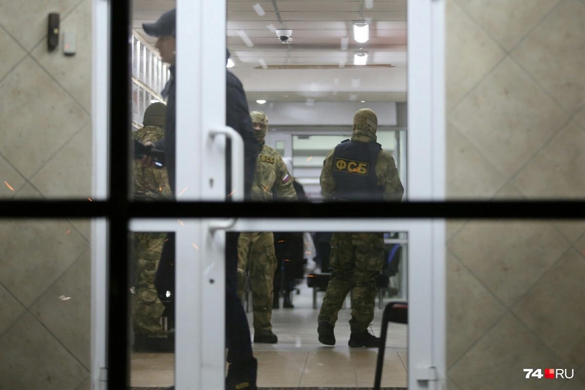 Сразу в нескольких городах России прошли маски-шоу