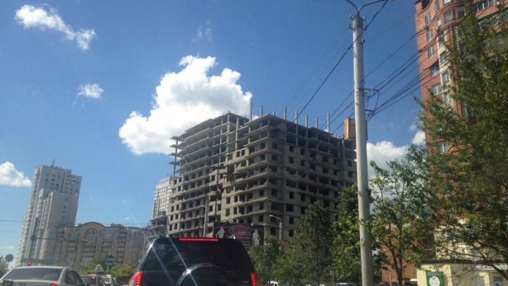 Судьбу долгостроя в центре Челябинска решит октябрьская экспертиза