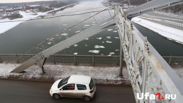 Рухнет или нет: власти Уфы ответили на четыре главных вопроса про старый мост через Белую