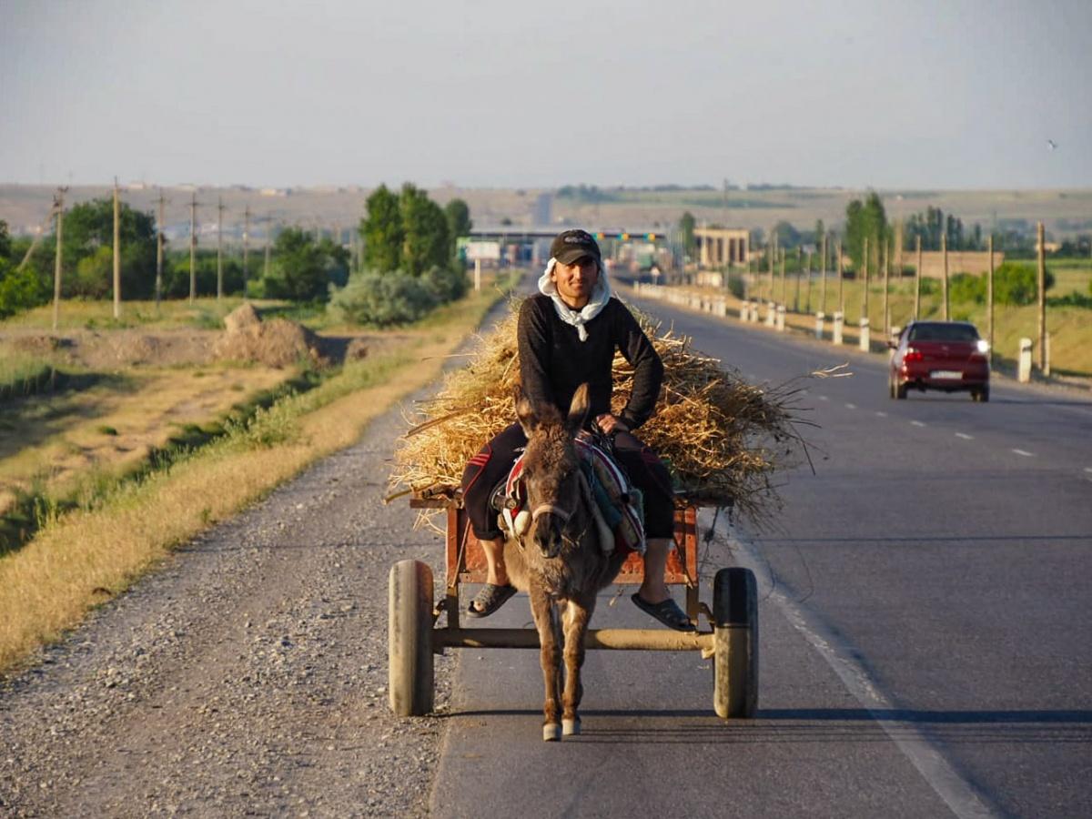 Модный фотограф из Екатеринбурга проехался по Таджикистану и Киргизии: 25 колоритных фото