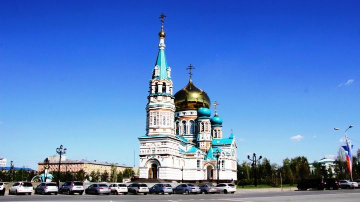 Год театра и «Ок»: появились эскизы праздничного оформления Омска ко Дню города