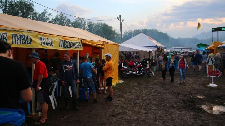Организаторы Грушинского фестиваля опубликовали список «запрещенки»