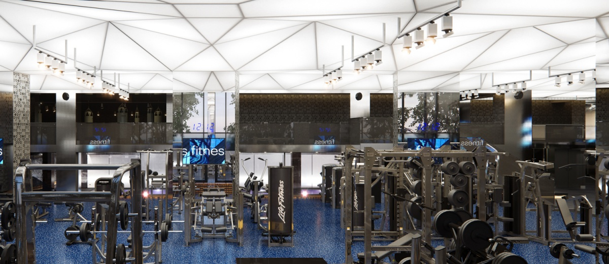 В Новосибирске открывается первый сертифицированный тренировочный центр Hammer Strength