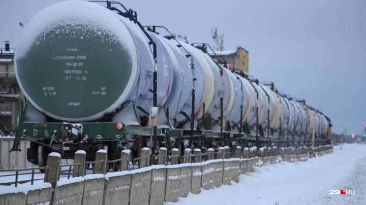 Архангельский суд обязал нефтекомпанию заплатить свыше миллиона рублей за разлив топлива