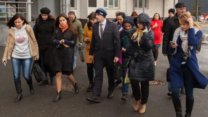 Сбербанк и «Аргументы и факты — Челябинск» показали журналистам новостройки города