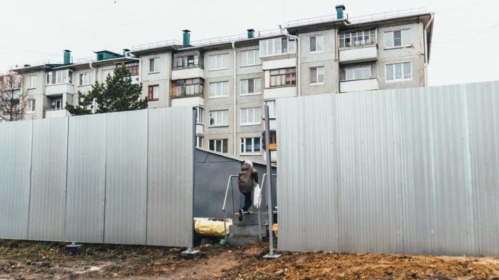 Город-забор: как готовят Омск к приезду президентов