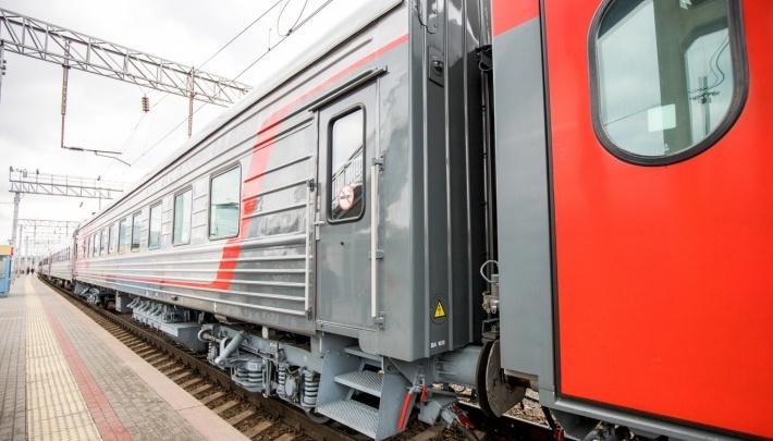 В Ростове изменили расписание поездов на курорты Краснодарского края