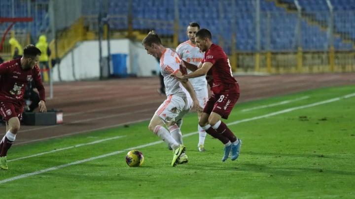 Лучшими были вратари: «Урал» и «Рубин» не смогли забить ни одного гола