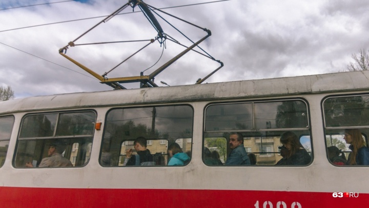 Из-за ремонта Заводского шоссе сократят два трамвайных маршрута